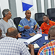 Reduction Hosts a Safety Delegates Workshop