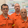 The cool team behind Qatalum's comfort, reliable equipment and enthusiastic people.