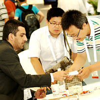 Qatalum in Shanghai as Aluminium China 2013 Exhibitors