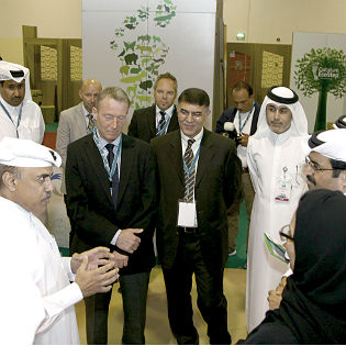 Qatalum participates in Qatar Petroleum Environment Fair 2013